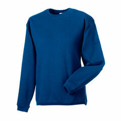 Russell Crew Neck Set In Sweatshirt - Bright Royal Blue