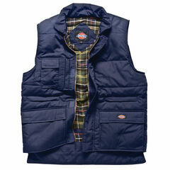 Dickies Professional Combat Bodywarmer - Navy Blue