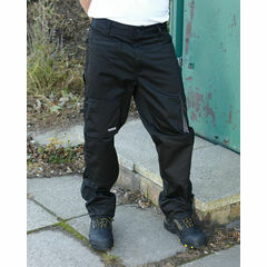 Delta Plus Mach 2 Trousers - Black/Grey