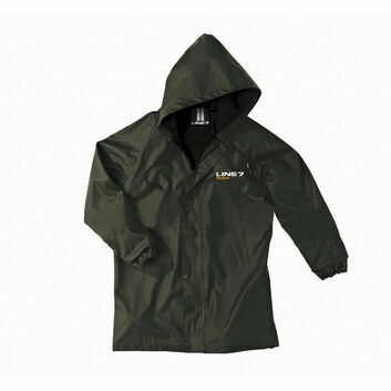 Line 7 Station Green Waterproof Jacket