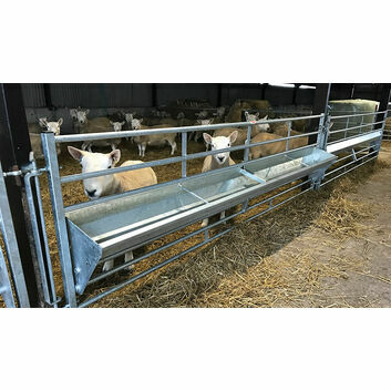Ritchie Tipping Feed Barriers