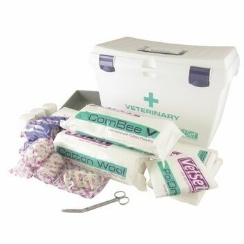VetSet Horse First Aid Kit + Carry Case