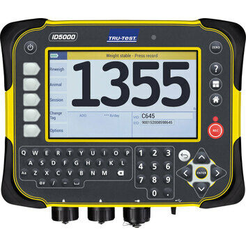 Tru-Test ID5000 Weight Scale Indicator