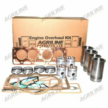 David Brown Implematic Stepped Liner 30D, 880, 900, 950 Engine Overhaul Kit