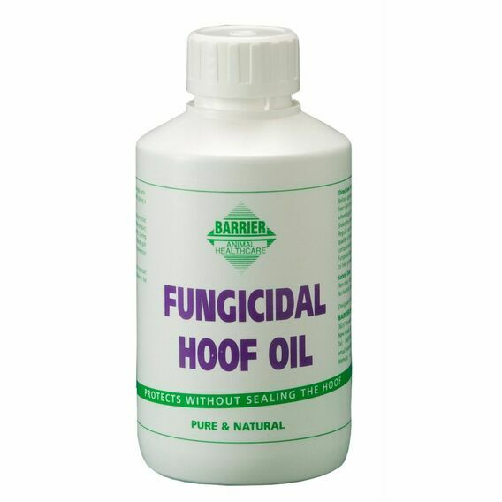 Barrier Fungicidal Hoof Oil