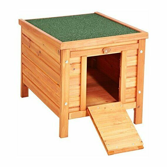 Outdoor Small Animal Hutch