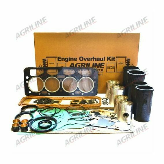 Leyland 4/98TT Engine Overhaul Kit