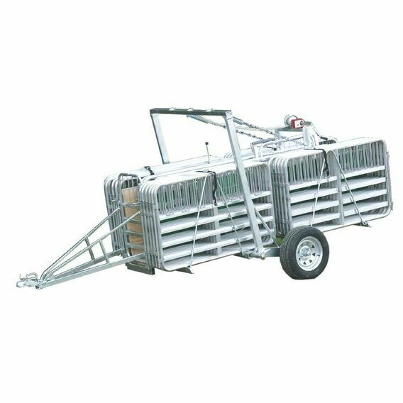Prattley 10' Mobile Super Yard