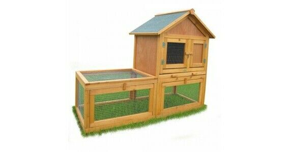 Free Range Maxi Chicken Poultry & Small Animal Enclosure