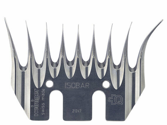 Heiniger Isobar Winter Comb 94.5mm Wide